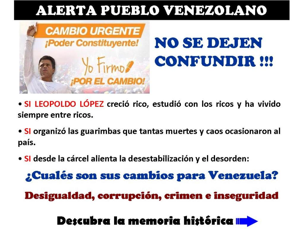 Quién es Leopoldo López 1