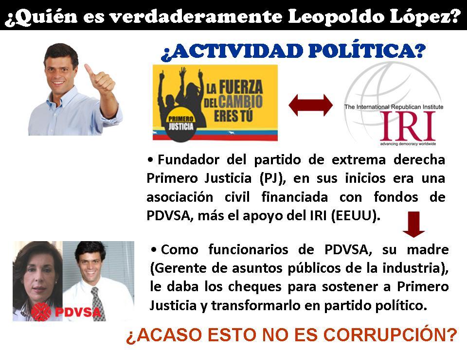 Quién es Leopoldo López 4