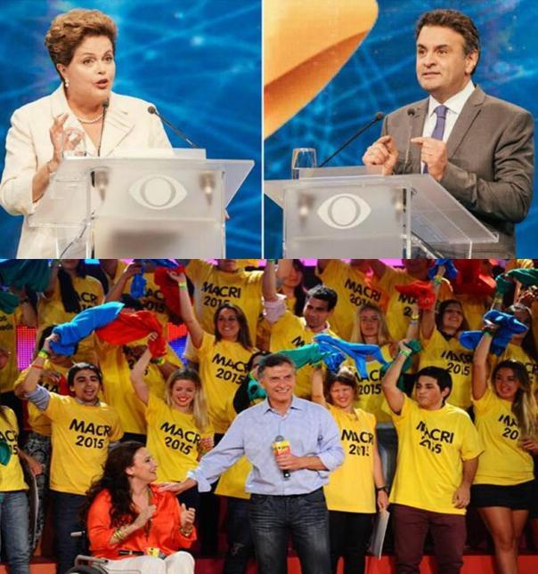 Brasil fue el ensayo que resultó en Argentina