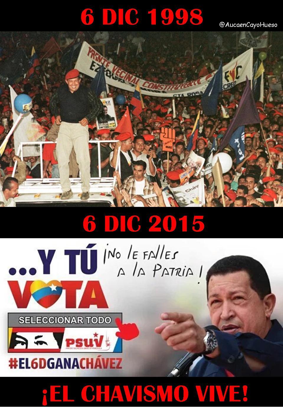 El Chavismo Vive