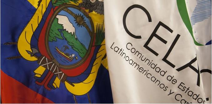 Ecuador CELAC