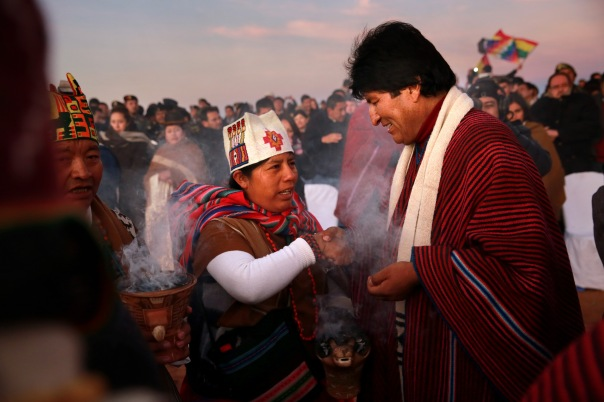Evo Morales 10 años 3