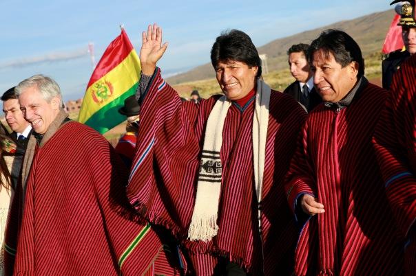 Evo Morales 10 años 4