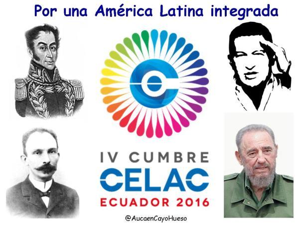 IV Cumbre CELAC Por una América Latina integrada