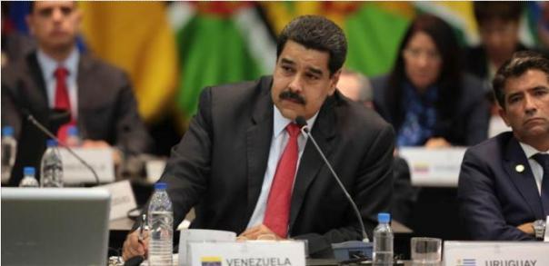 Nicolás Maduro en IV Cumbre Celac Ecuador