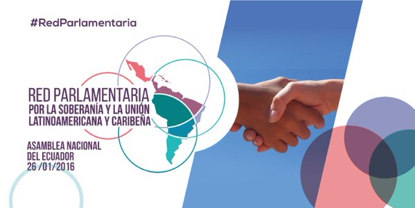 Red Parlamentaria Cumbre Celac Ecuador 2016