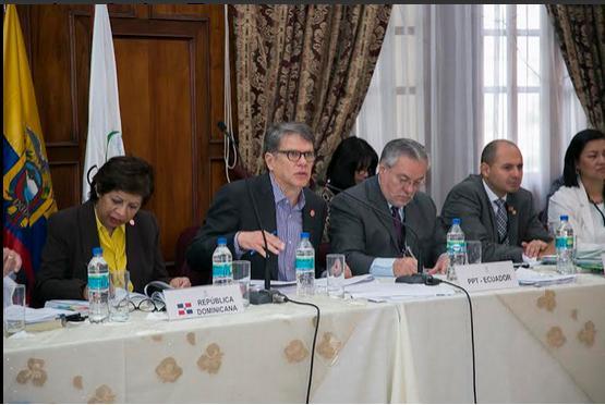 Reunión Coordinadores Nacionales CELAC