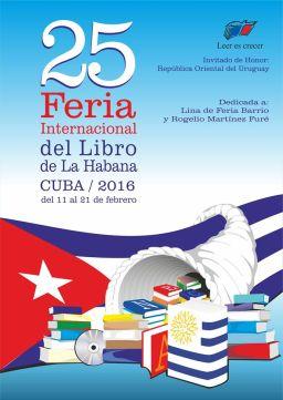 25 Feria Internacional del Libro de La Habana