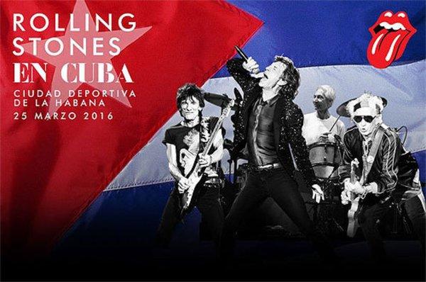 The Rolling Stone en La Habana