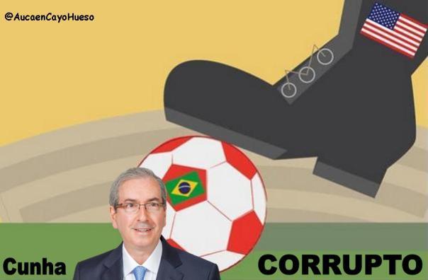 Cunha Corrupto