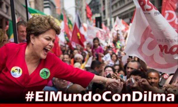 El Mundo con Dilma