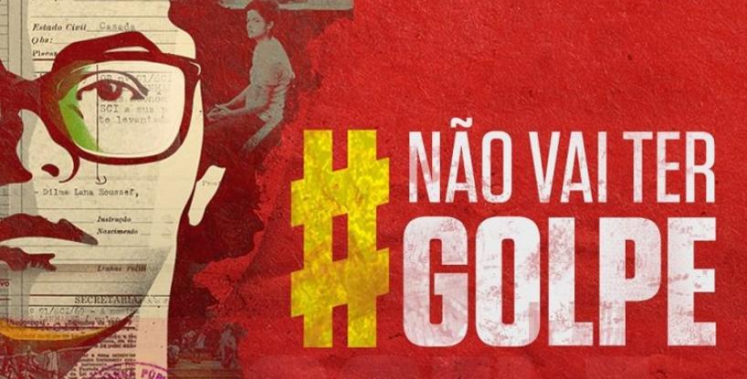 Golpe Blando contra Dilma