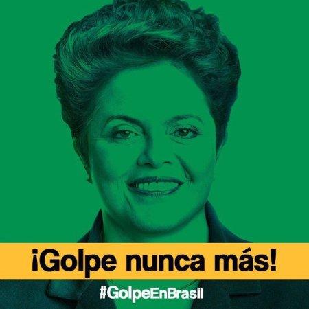 ALBA rechaza Golpe de Estado a Dilma