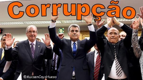 Ministros corruptos Brasil
