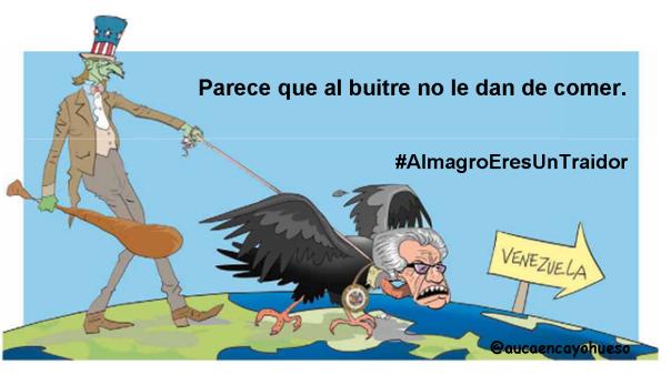 Almagro contra Venezuela