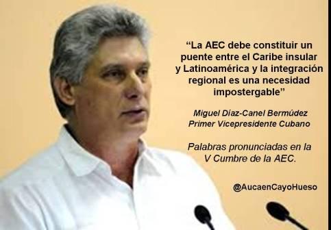 Diaz Canel discurso