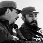 Fidel Castro y Raúl Castro