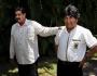 Suscriben Nicolás Maduro y Evo Morales felicitación de Red mundial a Fidel Castro.#FelizCumpleFidel
