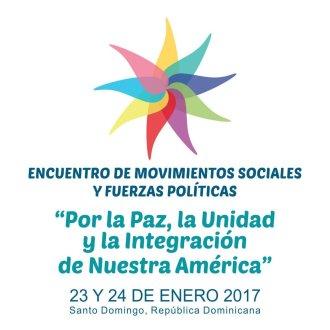 Comienza encuentro de movimientos sociales en apoyo a la #CELAC
