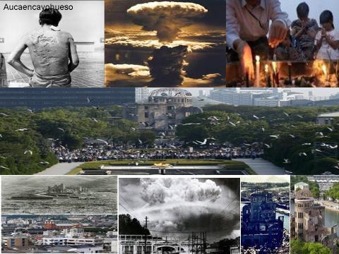 A 72 años del ataque atómico a Hiroshima y Nagasaki