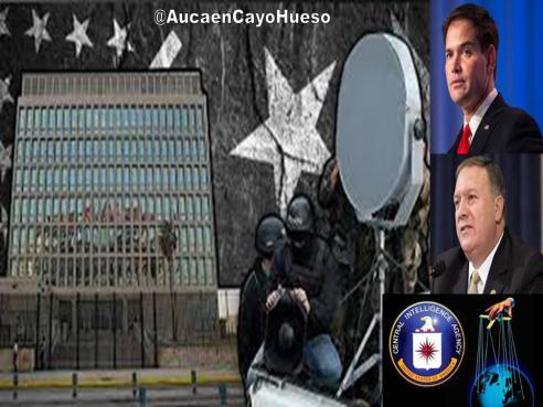 ¿Por qué tardó tanto El País en darse cuenta de que los ataques acústicos fueron inventados por Rubio y Pompeo?