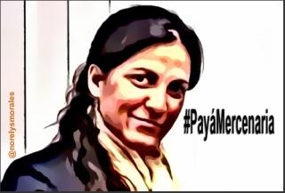 #PayáMercenaria